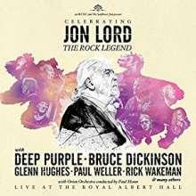 Deep Purple & Friends: Celebrating Jon Lord - The Rock Legend: Live At The Royal Albert Hall, 2 CDs