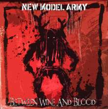 New Model Army: Between Wine And Blood, 2 LPs
