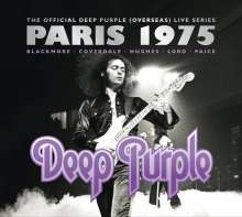 Deep Purple: Live In Paris 1975 (remastered), 3 LPs