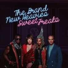 The Brand New Heavies: Sweet Freaks, CD