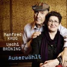Manfred Krug & Uschi Brüning: Auserwählt, CD