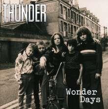 Thunder: Wonder Days, CD