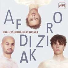 Khalifé, Schumacher & Tristano: Afrodiziak, CD