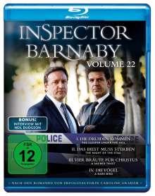 Inspector Barnaby Vol. 22 (Blu-ray), 2 Blu-ray Discs
