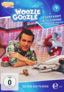Woozle Goozle Folge 9: Raumfahrt & Kleidung, DVD