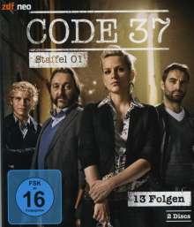 Code 37 Season 1 (Blu-ray), 3 Blu-ray Discs