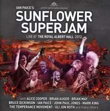 Ian Paice's Sunflower Superjam: Ian Paice's Sunflower Superjam: Live At The Royal Albert Hall 2012, 1 CD und 1 DVD
