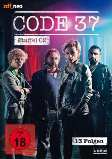 Code 37 Season 2, 4 DVDs