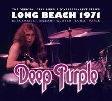 Deep Purple: Long Beach 1971, CD