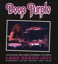 Deep Purple: Long Beach 1971 (remastered) (180g), 2 LPs