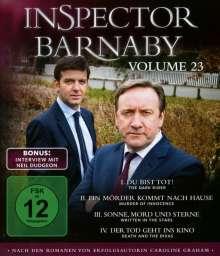 Inspector Barnaby Vol. 23 (Blu-ray), 2 Blu-ray Discs