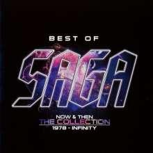 Saga: Best Of Saga: 1978 - Infinity, 2 CDs