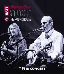 Status Quo: Aquostic! Live At The Roundhouse, Blu-ray Disc