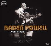 Baden Powell (1937-2000): Live In Berlin 2000, 2 CDs
