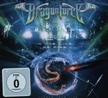 DragonForce: In The Line Of Fire...Larger Than Live 2014 (CD + DVD), 2 CDs