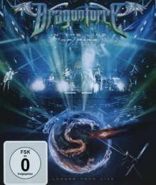 DragonForce: In The Line Of Fire...Larger Than Live 2014, Blu-ray Disc