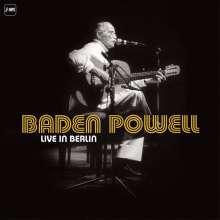 Baden Powell (1937-2000): Live In Berlin (180g), 3 LPs