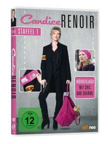 Candice Renoir Staffel 1, 3 DVDs