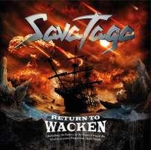 Savatage: Return To Wacken 1998 + 2002, CD