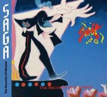 Saga: The Security Of Illusion (2015 Edition), CD