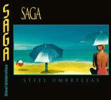 Saga: Steel Umbrellas (2015 Edition), CD