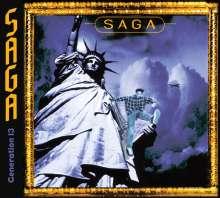 Saga: Generation 13 (2015 Remaster), CD