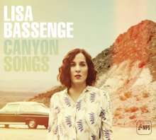 Lisa Bassenge (geb. 1974): Canyon Songs, CD