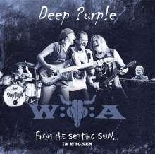Deep Purple: From The Setting Sun... (In Wacken 2013), 2 CDs und 1 DVD