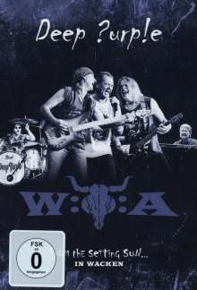 Deep Purple: From The Setting Sun... (In Wacken 2013), DVD