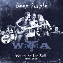 Deep Purple: From The Setting Sun... (In Wacken 2013) (180g), 3 LPs