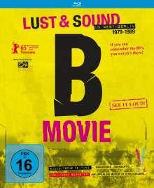 Filmmusik: B-Music - Lust & Sound in West-Berlin 1979 - 1989, Blu-ray Disc