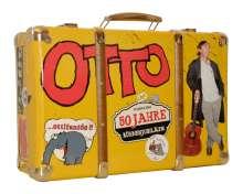Otto - 50 Jahre Otto (Deluxe-Edition im Koffer), 2 DVDs