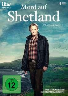Mord auf Shetland Staffel 1, 4 DVDs