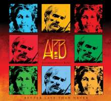 AndersonPonty Band (Jon Anderson & Jean-Luc Ponty): Better Late Than Never (Deluxe Edition), 2 CDs