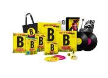 Filmmusik: B-Music - Lust & Sound in West-Berlin 1979 - 1989 (Gesamtbox) (Limited-Edition), 6 LPs