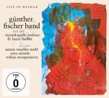 Günther Fischer (geb. 1944): Live In Weimar, 3 CDs