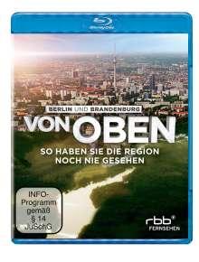 Berlin und Brandenburg von oben (Blu-ray), Blu-ray Disc