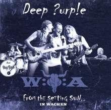 Deep Purple: From The Setting Sun... (In Wacken 2013), 2 CDs