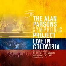 The Alan Parsons Symphonic Project: Live In Colombia 2013, 3 LPs