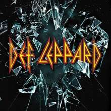 Def Leppard: Def Leppard (Deluxe Edition Digipack) (Wackelbild-Cover), CD