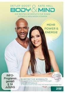 BODY & MIND - Mehr Power & Energie, DVD
