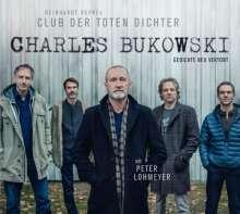 Reinhardt Repkes Club Der toten Dichter: Charles Bukowski - Gedichte neu vertont, CD