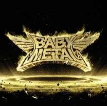 Babymetal: Metal Resistance, CD