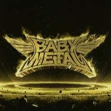 Babymetal: Metal Resistance (Limited Box Set), 1 CD und 1 T-Shirt