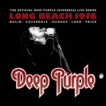 Deep Purple: Long Beach 1976 (remastered) (180g), 3 LPs