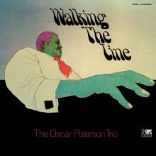 Oscar Peterson (1925-2007): Walking The Line (remastered) (180g), LP