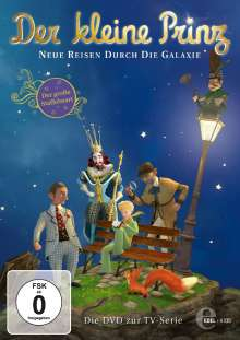 Der kleine Prinz - Neue Reisen durch die Galaxie, DVD