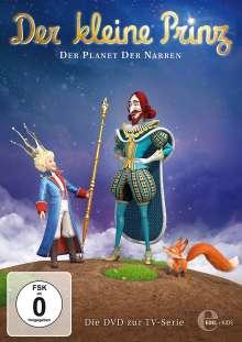 Der kleine Prinz (24): Der Planet der Narren, DVD