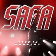 Saga: Live In Hamburg (Limited Edition), 2 CDs