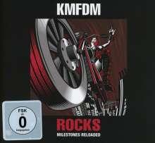 KMFDM: Rocks (Milestones Reloaded) (Special Edition), 2 CDs